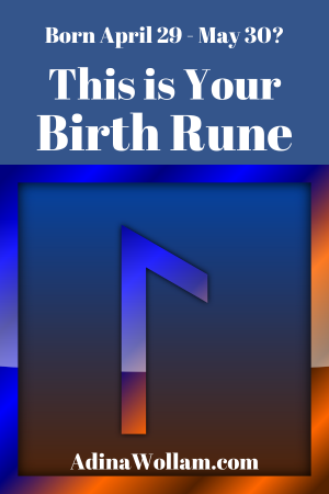 Birth rune 4 29 to 5 13 Laguz