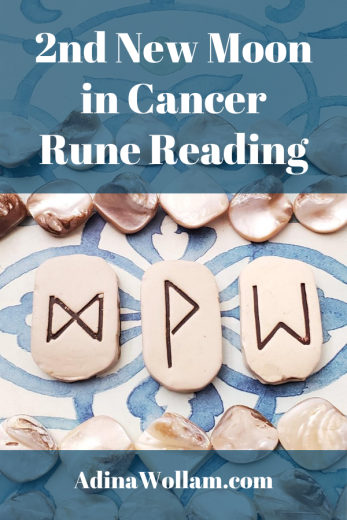 2nd New Moon in Cancer Rune Reading