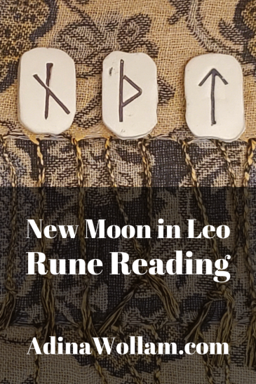 New Moon in Leo August