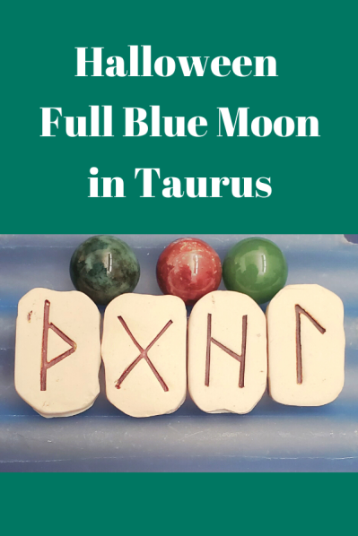 Full Moon Halloween Taurus 2